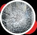 Замена поврежденных стеклопакетов