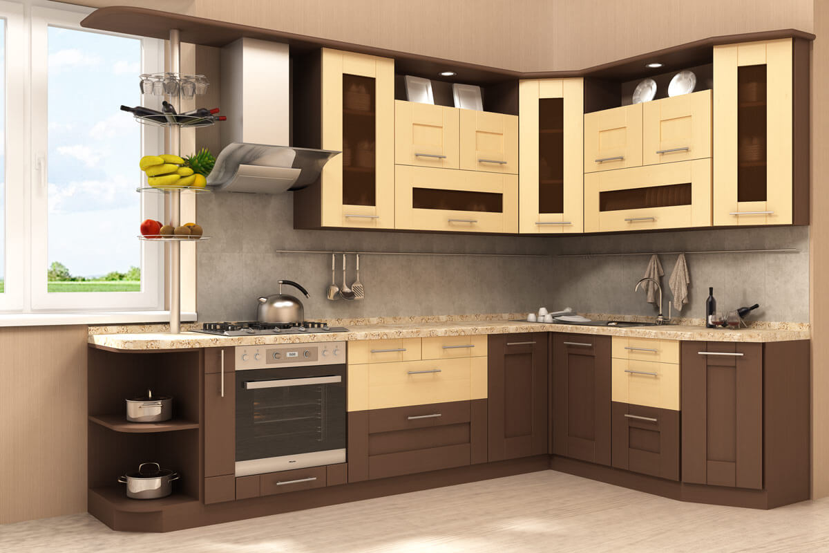 Корпусная мебель - кухня