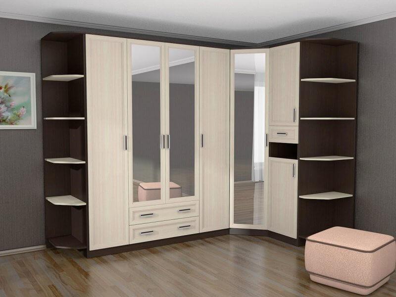 Корпусная мебель - шкаф