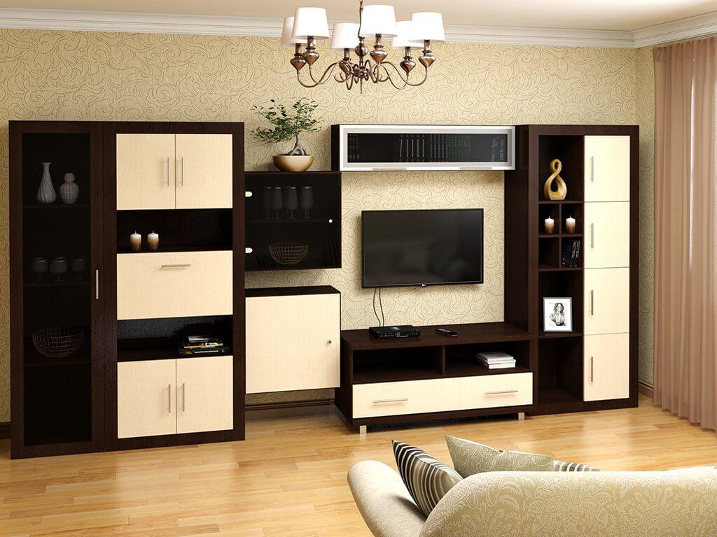 Корпусная мебель - зал