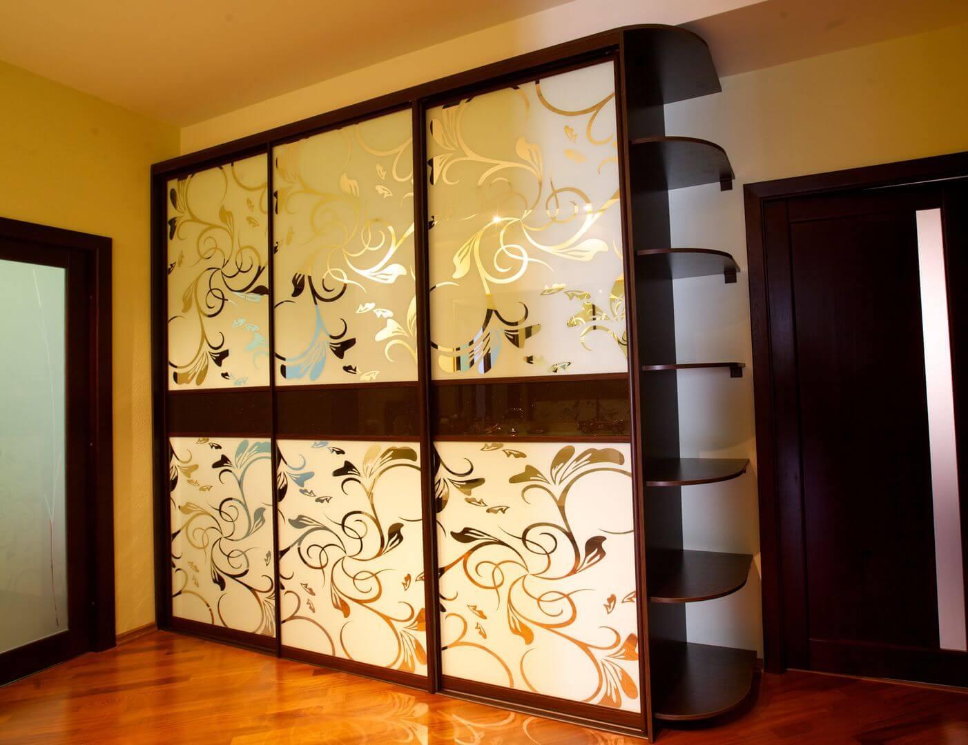 Корпусная мебель - шкаф-купе